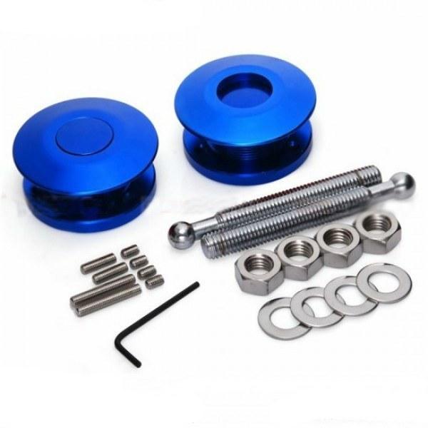 Zapinki maski Mini Quick Blue - GRUBYGARAGE - Sklep Tuningowy